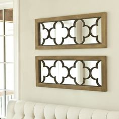 Oh Ballard Designs. Quatrefoil? Really? Why do you tempt me so. I may have to find a way to DIY this.