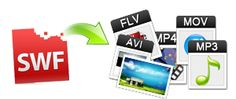 Professional Flash tools to help you make full use of Adobe Flash SWF files by using the most advanced technology.