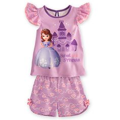 Sofia Short PJ Pal for Girls | PJ Pals | Disney Store