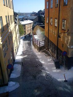 Södermalm - Sweden