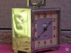 Réveil horloge de voyage JAZ rétro vintage Collection Bouches-du-Rhône - leboncoin.fr