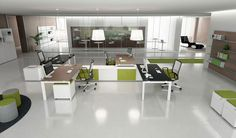 Mobili per ufficio dal design moderno n. 15