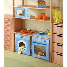 Fabric Role Play Kitchen