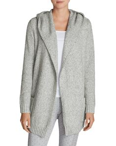 Women's Sleep Sweater Hooded Cardigan | Eddie Bauer