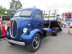 47 Ford COE 'car hauler'   by bballchico