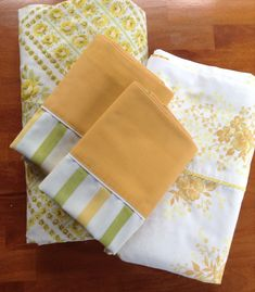 Vintage sheets twin flat sheet dainty daisies brand new still in packaging pequot no iron percale 5050 polyester cotton blend 66\u00d796 inches