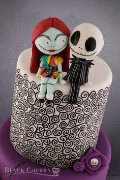 The Amazing Cakes of Black Cherry Cake Company - When Geeks Wed
