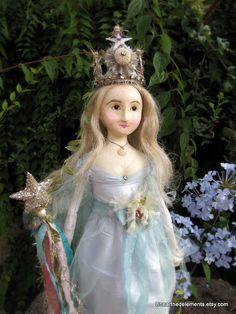 Sea Fairy Art doll
