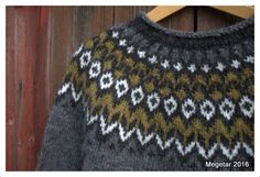 Megetar: Islantilainen villapaita