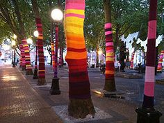 The World's Best Photos of yarnbomb - Flickr Hive Mind