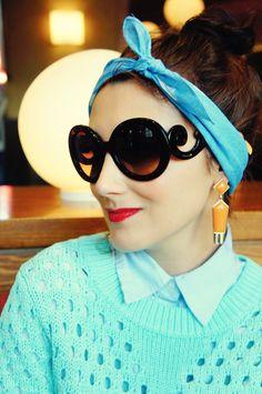 Buying these Prada sunglasses asap :))