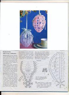 Image gallery – Page 372532200424753196 – Artofit Crochet Christmas Decorations, Crochet Decoration, Crochet Christmas Ornaments, Holiday Crochet, Christmas Crafts, Crochet Diagram, Crochet Chart, Thread Crochet, Diy Crochet