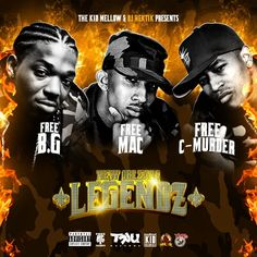 New Orleans Legendz - DJ Hektik