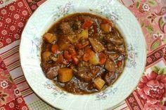 Best Ever Beef Stew - Mrs Happy Homemaker