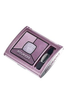 Bourjois Smoky Stories Eyeshadow - In Mauve Again *FREE Bourjois Cosmetic Bag* | littlewoodsireland.ie
