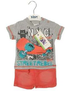 Set 2-teilig - T-Shirt und Short