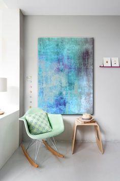 ALPINA [CP-098765] - $349.00   United Artworks   Original art for interior design, buy original paintings online