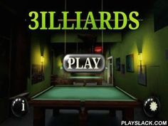 3D Pool Game - 3ILLIARDS  Android Game - playslack.com , 3D Pool game - 3ILLIARDS. This incredible 3D billiards game combines three games in one: the 9-ball, 8-ball and pool in an idiosyncratic game. You can also compete multiplayer method or against computer.