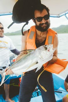 Surf, Seafood, and Snaps in Nicaragua | Fishing for Dinner | FATHOM