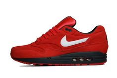 Nike Air Max 1 Premium Spring 2013 Preview....I LOVE RED!!!