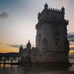 Torre de Belém. Lisboa, Portugal.