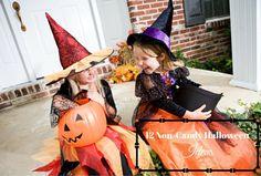 12 Non-Candy Halloween Ideas