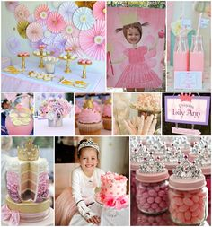 A fairytale birthday party for your little princess!