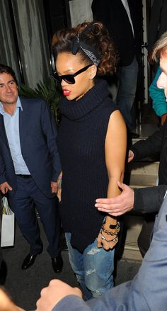 Rihanna Club Outfits | Rihanna Casual Outfits