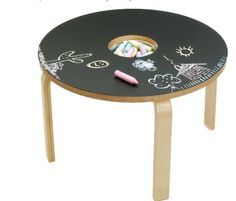 Unexpected Nursery Accessories: art table