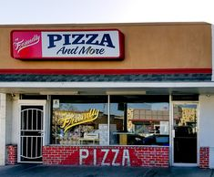 The Friendly is a pizza parlor that offers New York-style pizza and a very much buzzed about flat top burger, which many locals are proclaiming as the best burger in San Diego.