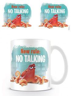 Disney Finding Dory No Talking - Mok