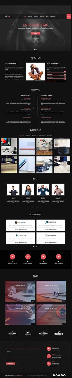 Material Cv Template  Template For Resume Cv Template And Modern