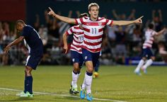 CONCACAF Gold Cup Stuart Holden