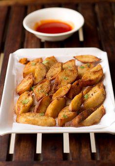 Idli Fry Recipe, How to make Idli Fry | Mumbai Style Idli Finger Fries