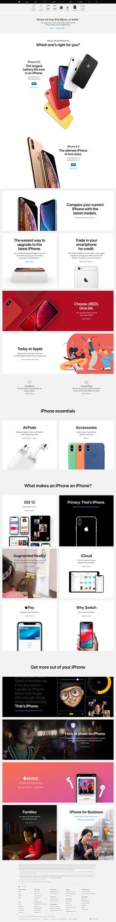 Apple Commercial, Iphone
