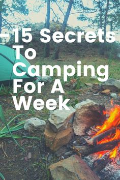 Tent Camping, Outdoor Camping, Camping Products, The Secret, Have Fun, To Go, Camping
