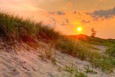 Plum Island Sunset photo