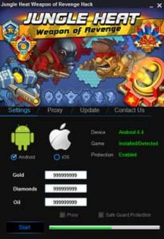 "Jungle Heat Hack Cheat Engine No Survey ""Android   iOS"""