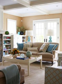 DIY Home Staging Tips: How a Sofa Table Can Help You Stage a Room