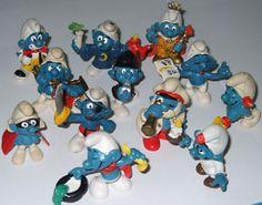 more smurfs