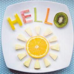 Hello sunshine :)