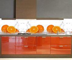 Fototapeta zamiast kafelków w kuchni? przykład aranżacji  http://ecoformat.eu/193/fotolia/category.php?search=owoce&page=1