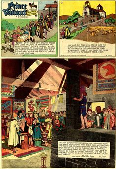 Prince Valiant (1952) by Hal Foster