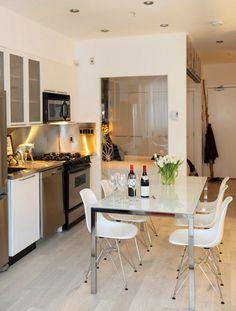 10 inspirations pour un studio stylé - Modern and stylish studio apartment I Elaa Décoration