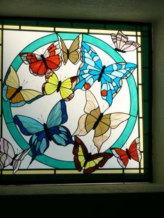 art deco stained glass | Portafolio - Vitrales Firenze - Vitrales en Cuernavaca, Jiutepec y ...