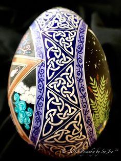 I like the celtic knot pattern