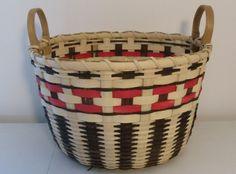 Cherokee Bushel Basket hand woven rustic by JChoateBasketry, $65.00
