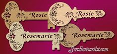 Scroll Saw Patterns :: Special occasions -
