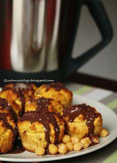 Przepis na oryginalne i zdrowe muffinki, bez cukru, bez tłuszczu, bez białej mąki. Moim zdaniem całkiem smaczne, choć dla mnie (dla Daniela ...