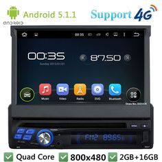 """Quad Core 16GB 7"""" HD 1Din Android 5.1.1 Universal Car DVD Video Player Radio Stereo Screen USB FM BT 3G/4G WIFI GPS Map     Tag a friend who would love this!     FREE Shipping Worldwide   http://olx.webdesgincompany.com/    Get it here ---> http://webdesgincompany.com/products/quad-core-16gb-7-hd-1din-android-5-1-1-universal-car-dvd-video-player-radio-stereo-screen-usb-fm-bt-3g4g-wifi-gps-map-2/"""
